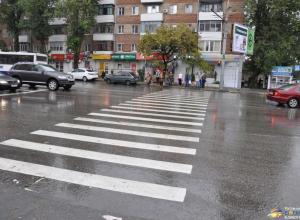 В Ростове-на-Дону ГАЗ на светофоре сбил 12-летнюю школьницу