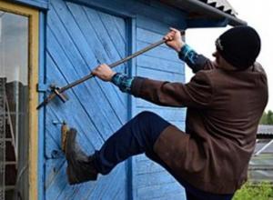 В Ростовской области из продуктового магазина украли товар на 110 тысяч рублей