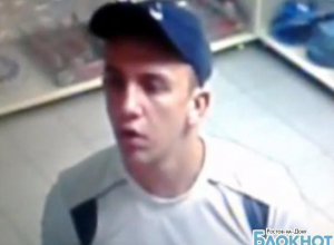 В Ростовской области разыскивают подозреваемого в кражах. ВИДЕО
