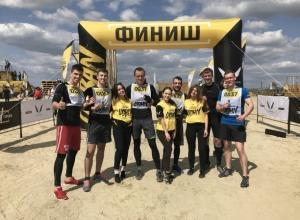 Участники «Гонки Героев» в Ростове-на-Дону показали свою крутость и мощь