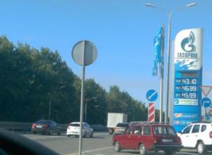 Подешевевший бензин нашли под Ростовом довольные автомобилисты