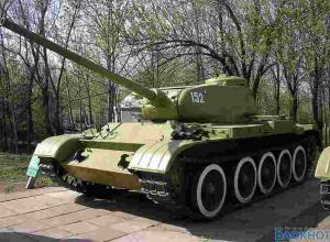 В Ростовской области чиновник пытался продать танк «Т-44»