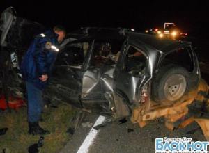 В Ростовской области в тройной аварии погибли два водителя