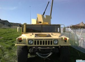 Ростовские страйкболисты смастерили внедорожник «Хаммер» из грузовика ГАЗ-66