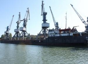 Турецкое судно пыталось ввезти в Ростовскую область 12 тонн контрабандного топлива