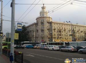 Перенос маршруток с Большой Садовой не помог разгрузить центр Ростова