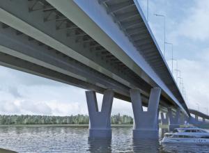 На реконструкцию мостового перехода в створе Ворошиловского проспекта потратят 8 миллионов рублей