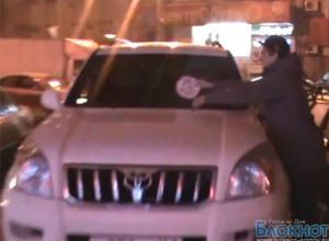 Активисты движения «СтопХам» начали борьбу с наглыми водителями на дорогах Ростова (ВИДЕО)