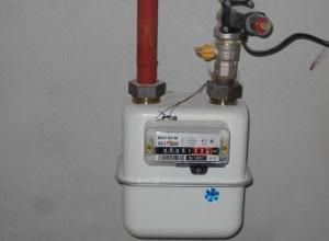 Владельцы роскошных особняков чаще всего портят газовые счетчики в Ростовской области