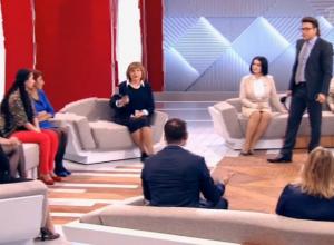 В «Пусть говорят» на Первом показали правду о семье похитителей ребенка в Ростовской области