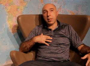 Алексан Мкртчян: Я живу работой, которая делает окружающих по-настоящему счастливыми людьми
