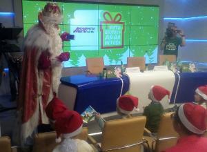 Главный Дед Мороз страны подсказал ростовским родителям, каких подарков больше всего ждут дети