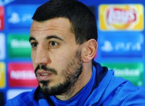 «Сухих матчей» пожелала сборная России Сослану Джанаеву в 30-летний юбилей