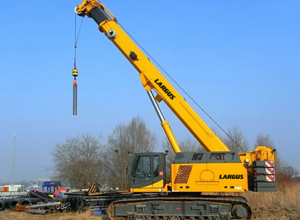 В Ростове во время обрушения башенного крана погиб рабочий
