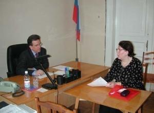 Мэр Ростова-на-Дону провел личный прием горожан