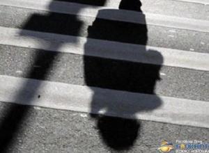 В Ростове иномарка сбила подростка, переходившего дорогу на «зеленый»