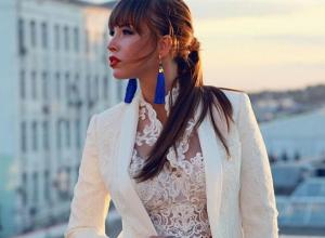 Сексуальный полупрозрачный топ надела ростовчанка Полина Диброва после просмотра фильма «с переживаниями и развратом»