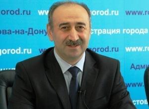 Заместителем мэра Ростова по соцвопросам назначен Сергей Сухариев
