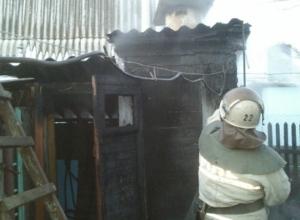 В Гуково в пожаре погиб 10-летний мальчик