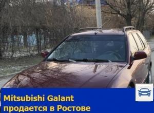 Mitsubishi Galant в хорошем состоянии продается в Ростове
