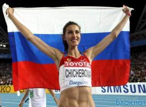 Донская спортсменка Анна Чичерова стала чемпионкой Олимпиады