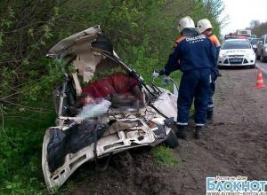 Установлены личности погибших в ДТП с БТРом, раздавившим ВАЗ-2105