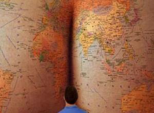 Размещение Ростова и Украины в самом интимном месте живописной «попы мира» удивило соцсети
