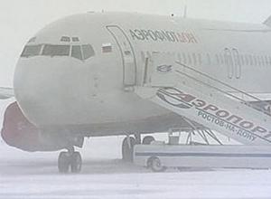 Пассажиров рейса «Ростов-Москва» три часа держат в самолете