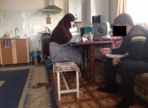 В Ростове прошли обыски в доме вдовы лидера дагестанских боевиков