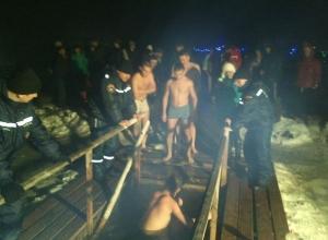 В Ростове для купания в Крещение оборудовано 13 мест. Список