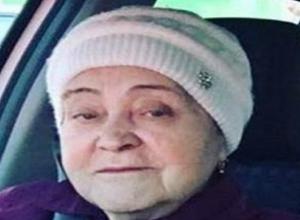 Дезориентированную пенсионерку разыскивают в Ростовской области