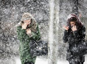 Снежную ловушку для прохожих и автомобилистов готовит этот вторник жителям Ростова
