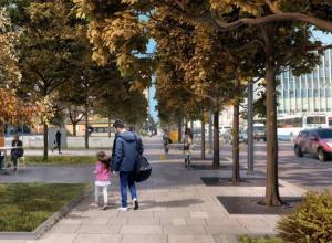 Московские архитекторы показали как изменится Большая Садовая в Ростове