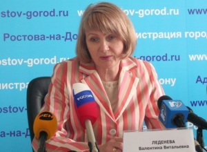 Ушла из жизни экс-заместитель главы Ростова Валентина Леденева