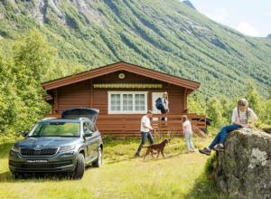 Follow KODIAQ: ŠKODA дарит своим клиентам возможность выиграть путешествие на Аляску для всей семьи