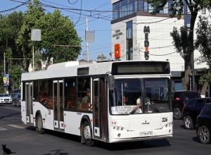 Куда денутся новые автобусы в Ростове после чемпионата мира по футболу