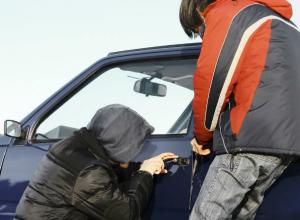 Угон автомобиля у жителя Волгодонска совершили два юных «путешественника»