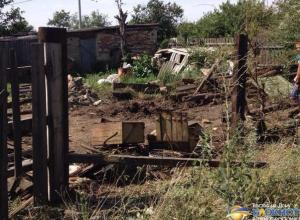 В Ростовской области украинский снаряд попал в жилой дом