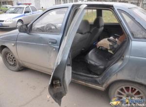 В Ростове неизвестный водитель совершил ДТП и скрылся с места: пострадал 8-летний ребенок