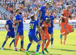 Битва «Ростова» и «Урала» в матче открытия РФПЛ завершилась ничьей