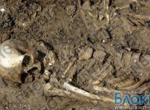 В центре Ростова нашли скелетированные останки людей