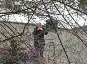 Бабушка-оборотень приставала с некрасивой просьбой к прохожим прямо на улицах Ростова