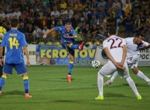 «Ростов» сыграл вничью с «Трабзонспором» и вылетел из Лиги Европы