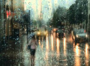 Солнечная и дождливая погода ожидает жителей Ростова в это воскресенье