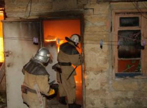 Две сестры сгорели заживо вместе со своим домом в Ростовской области