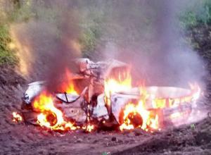 Жуткое ДТП с тремя пострадавшими произошло на трассе в Ростовской области