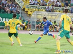 В южном дерби ФК «Ростов» сыграл с «Кубанью» вничью - 2:2