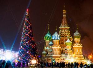 Ростовские школьники отправились на Кремлевскую Елку