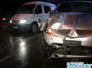 У Западного подъезда к Ростову столкнулись 17 автомобилей