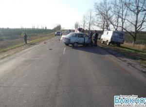 На трассе М-4 «Дон» водитель без прав спровоцировал ДТП: 2 пострадавших